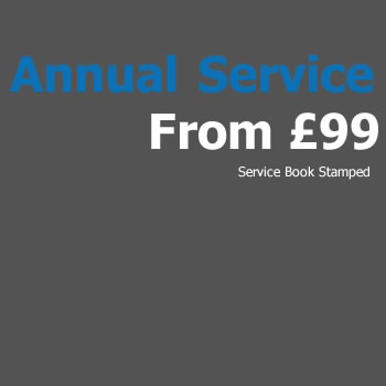 Annual car or van servicing - Lowestoft Car Servicing - Battery Green Garage