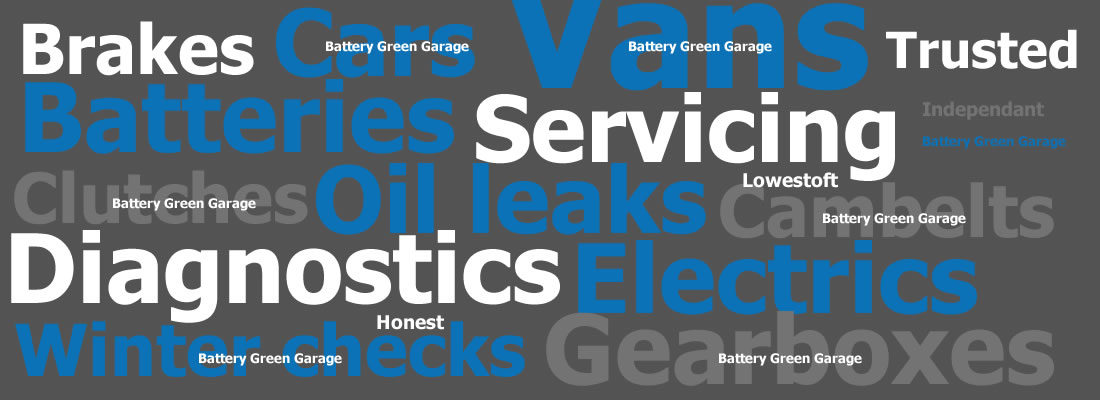 Car Service Lowestoft - Battery Green Garage